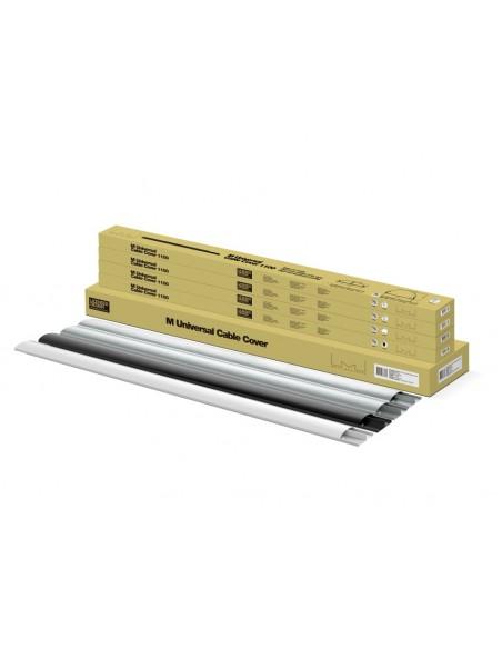 Multibrackets 3879 kaapelisuojain Kaapelin hallinta Metallinen Multibrackets 7350022733879 - 7