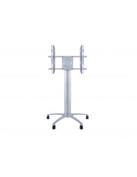 Multibrackets M Public Display Stand 145 Single Silver Multibrackets 7350022735385 - 1