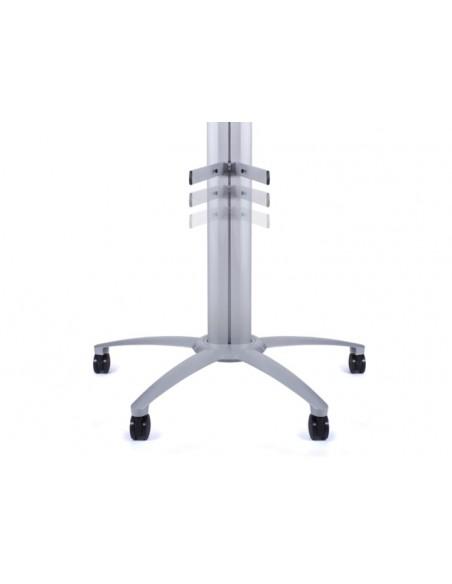 Multibrackets M Public Display Stand Frontshelf Silver Multibrackets 7350022735415 - 4