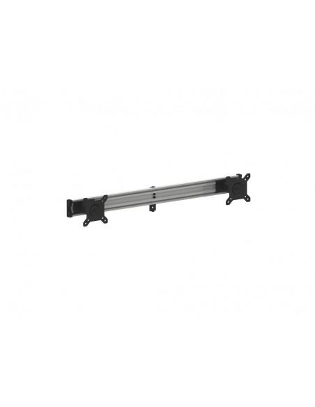 "Multibrackets M Public Display Stand Dual Screen Mount 15""-32"" Silver Multibrackets 7350022736344 - 2"