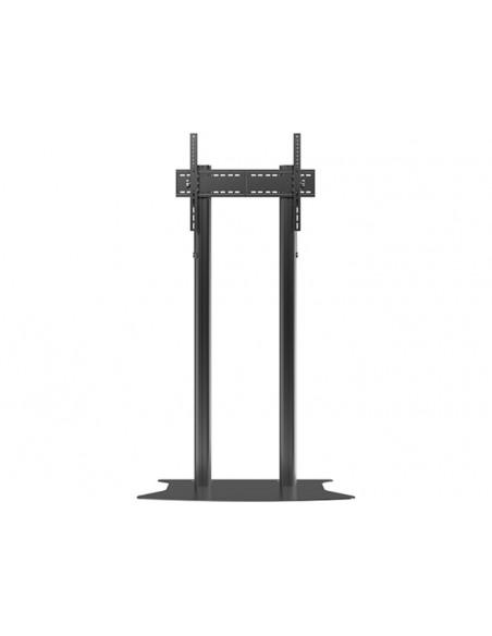 Multibrackets M Public Display Stand 210 Dual Pillar Floorbase Black Multibrackets 7350073732586 - 1