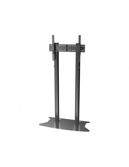 Multibrackets M Public Display Stand 210 Dual Pillar Floorbase Black Multibrackets 7350073732586 - 2