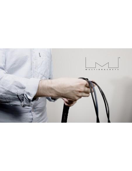 Multibrackets M Universal Cable Sock Self Wrapping 25mm Black 25m Multibrackets 7350073732791 - 12