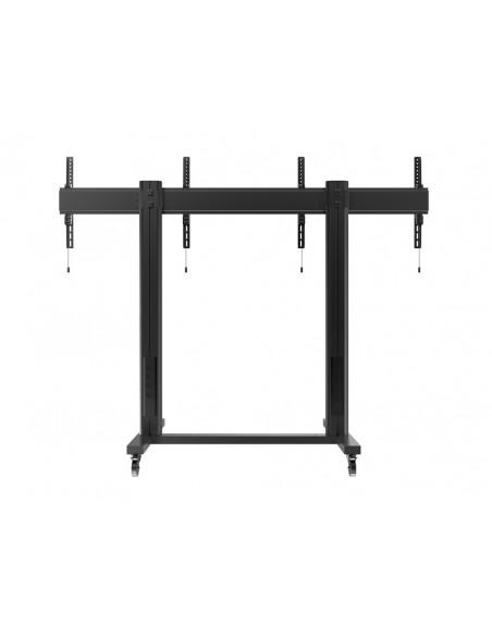 "Multibrackets M Public Display Stand 210 Dual Screen 50""-77"" Black Multibrackets 7350073733019 - 3"