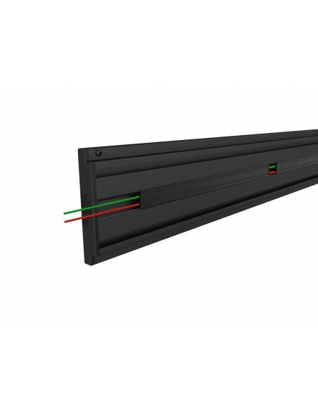 """Multibrackets 5778 fäste för skyltningsskärm 190.5 cm (75"""") Svart Multibrackets 7350073735778 - 8"""
