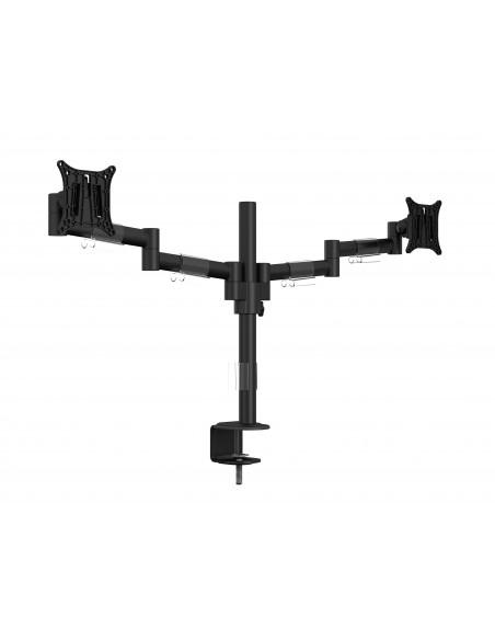 """Multibrackets 5853 monitorin kiinnike ja jalusta 76.2 cm (30"""") Puristin/Läpipultattu Musta Multibrackets 7350073735853 - 1"""
