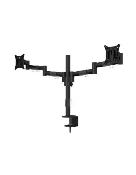 """Multibrackets 5853 monitorin kiinnike ja jalusta 76.2 cm (30"""") Puristin/Läpipultattu Musta Multibrackets 7350073735853 - 3"""