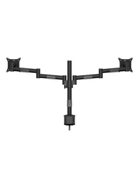 """Multibrackets 5853 monitorin kiinnike ja jalusta 76.2 cm (30"""") Puristin/Läpipultattu Musta Multibrackets 7350073735853 - 4"""