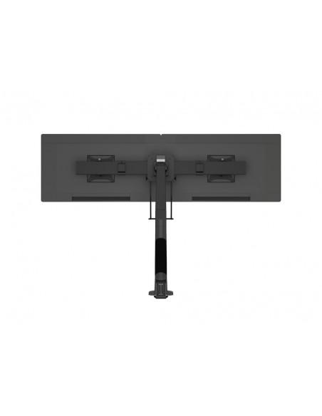Multibrackets M VESA Gas Lift Arm Single Black w. Duo Crossbar Multibrackets 7350073735921 - 7