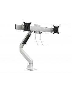 """Multibrackets 5945 monitorin kiinnike ja jalusta 71.1 cm (28"""") Puristin Valkoinen Multibrackets 7350073735945 - 1"""