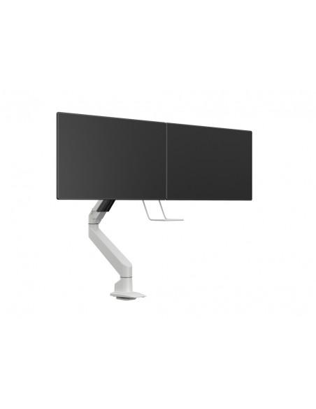 """Multibrackets 5945 monitorin kiinnike ja jalusta 71.1 cm (28"""") Puristin Valkoinen Multibrackets 7350073735945 - 5"""