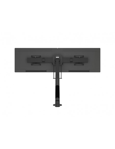 Multibrackets M VESA Gas Lift Arm Single Black HD w. Duo Crossbar Multibrackets 7350073735952 - 7