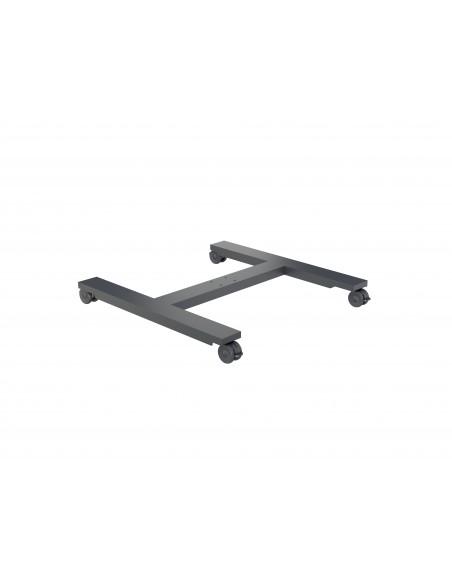 Multibrackets M Public Display Stand Wheelbase HD B2B Black Multibrackets 7350073736003 - 1