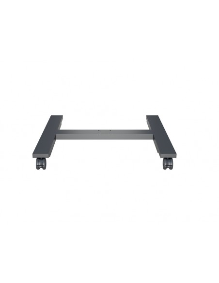 Multibrackets M Public Display Stand Wheelbase HD B2B Black Multibrackets 7350073736003 - 2