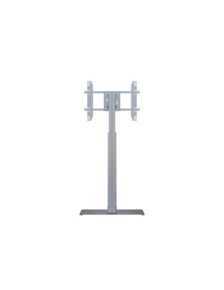 Multibrackets M Motorized Display Stand Floorbase Silver Multibrackets 7350073736041 - 4