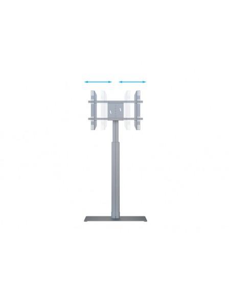 """Multibrackets 6041 kyltin näyttökiinnike 152.4 cm (60"""") Hopea Multibrackets 7350073736041 - 18"""