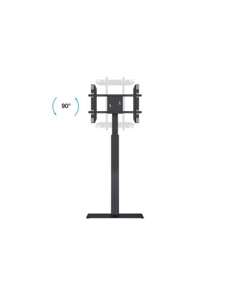 Multibrackets M Motorized Display Stand Floorbase Black Multibrackets 7350073736058 - 19