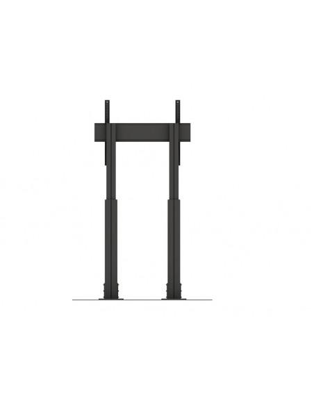 Multibrackets M Motorized Display Stand Dual Pillar Floorbase Black Multibrackets 7350073736072 - 4
