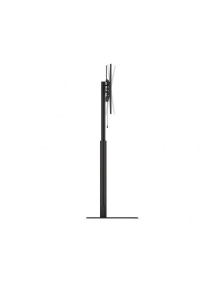 Multibrackets M Motorized Display Stand Dual Pillar Floorbase Black Multibrackets 7350073736072 - 5
