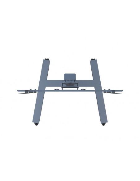 Multibrackets M Motorized Display Stand Wheelbase Silver Multibrackets 7350073736096 - 6