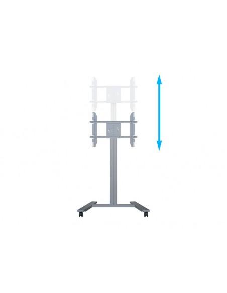 """Multibrackets 6096 fäste för skyltningsskärm 152.4 cm (60"""") Silver Multibrackets 7350073736096 - 16"""