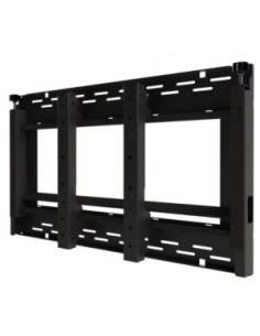"Peerless Flat Video Wall Mount 165.1 cm (65"") Musta Peerless DS-VW665 - 1"