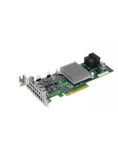 Supermicro AOC-S3008L-L8E RAID controller PCI Express 12 Gbit/s Supermicro AOC-S3008L-L8E - 1