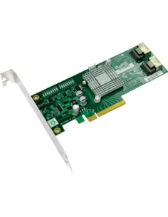 Supermicro AOC-SAS2LP-MV8 nätverkskort/adapters Intern Supermicro AOC-SAS2LP-MV8 - 1