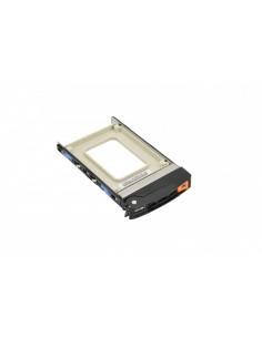 "Supermicro MCP-220-00167-0B storage drive enclosure HDD/SSD Black 2.5"" Supermicro MCP-220-00167-0B - 1"