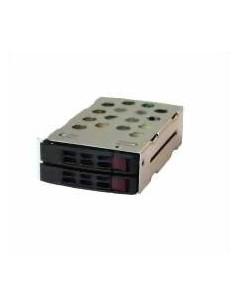 """Supermicro Dual 2.5"""" HDD Kit Musta Supermicro MCP-220-84606-0N - 1"""