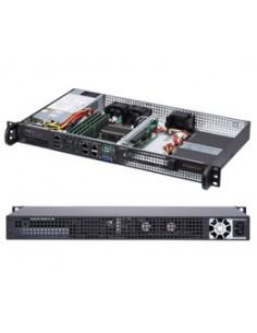 Supermicro SuperServer 5019A-FTN4 Intel SoC BGA 1310 Rack (1U) Black Supermicro SYS-5019A-FTN4 - 1