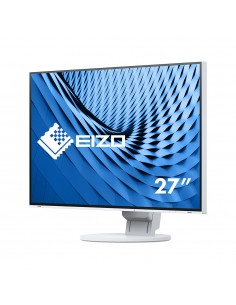 "EIZO FlexScan EV2785 68.6 cm (27"") 3840 x 2160 pixlar 4K Ultra HD LED Vit Eizo EV2785-WT - 1"