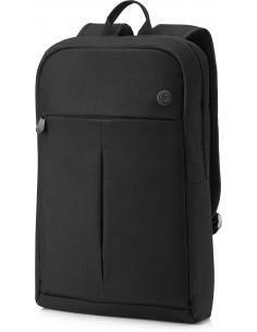"""HP Prelude Backpack 15.6 laukku kannettavalle tietokoneelle 39,6 cm (15.6"""") Reppukotelo Musta Hp 2MW63AA - 1"""