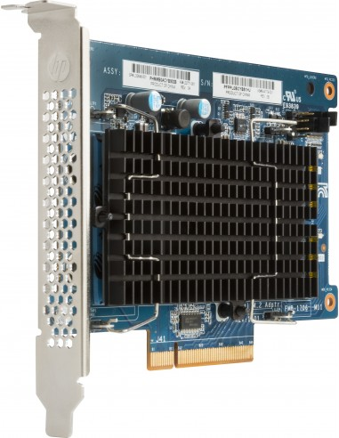 HP Z Turbo Drive Dual Pro M.2 PCI Express Hp 4YF59AA - 1