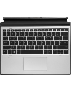 HP Elite x2 G4 Collaboration Musta, Hopea Pogo Pin QWERTY englanti Hp 7CS01AA#ABB - 1