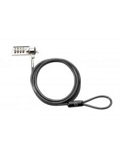 HP Combination Lock kaapelilukko Musta 1.83 m Hp T0Y15AA - 1