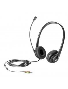 HP Business Headset v2 Kuulokkeet Musta Hp T4E61AA - 1