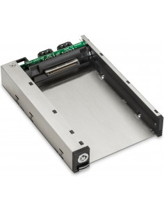 HP DP25 Removable 2.5in HDD Spare Carrier Tallennusaseman alusta Hp W3J85AA - 1