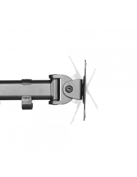 "Newstar NM-D135 76.2 cm (30"") Klämma/Genomgående skruv Svart Newstar NM-D135BLACK - 3"