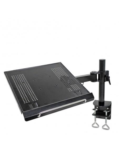 """Newstar NOTEBOOK-D100 kannettavan tietokoneen teline 55.9 cm (22"""") Musta Newstar NOTEBOOK-D100 - 2"""