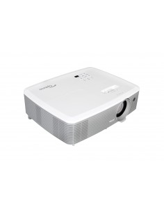 Optoma X400 data projector Desktop 4000 ANSI lumens DLP XGA (1024x768) 3D Grey, White Optoma 95.78B01GC0E - 1