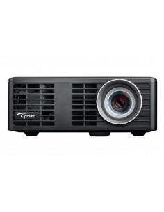 Optoma ML750e dataprojektori Kannettava projektori DLP WXGA (1280x800) 3D Musta Optoma 95.8UA02GC1E - 1