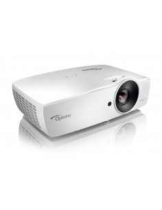 Optoma EH461 data projector Desktop 5000 ANSI lumens DLP 1080p (1920x1080) 3D White Optoma E1P1D0YWE1Z1 - 1