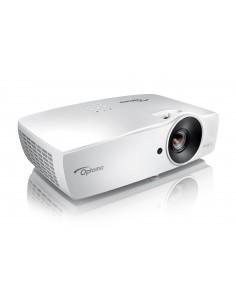 Optoma EH461 dataprojektori Pöytäprojektori 5000 ANSI lumenia DLP 1080p (1920x1080) 3D Valkoinen Optoma E1P1D0YWE1Z1 - 1
