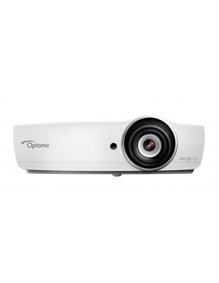 Optoma EH470 dataprojektori Pöytäprojektori 5000 ANSI lumenia DLP 1080p (1920x1080) 3D Valkoinen Optoma E1P1D0ZWE1Z1 - 6