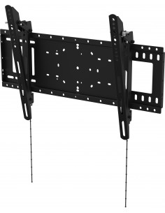 "Vision VFM-W6X4T TV mount 190.5 cm (75"") Black Vision VFM-W6X4T - 1"