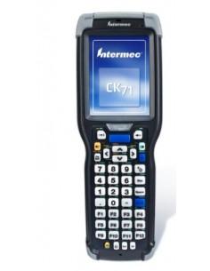 "Intermec CK71 mobiilitietokone 8.89 cm (3.5"") 480 x 640 pikseliä Kosketusnäyttö 584 g Intermec CK71AB4DC00W1400 - 1"