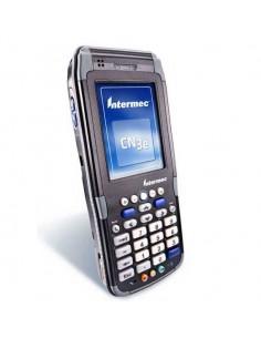 "Intermec CN3e mobiilitietokone 8.89 cm (3.5"") 240 x 320 pikseliä Kosketusnäyttö Musta Intermec CN3E5H830G2E200 - 1"