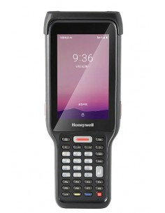 "Honeywell ScanPal EDA61K handheld mobile computer 10.2 cm (4"") 800 x 480 pixels Touchscreen 460 g Black Honeywell EDA61K-1AUB34P"