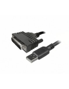 Honeywell MX9051CABLE serial cable Black MX9 USB Honeywell MX9051CABLE - 1